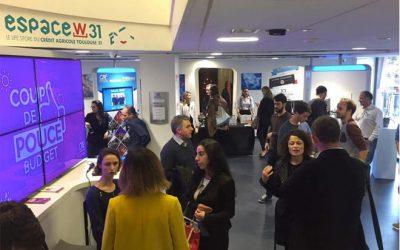 CA Toulouse 31 : Wizbii et Crédit Agricole unissent leurs savoir-faire