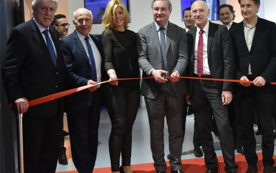 Inauguration du Village by CA Toulouse 31