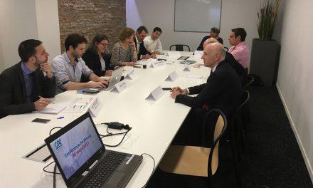Présentation à la presse des résultats 2016 du Crédit Agricole Toulouse 31