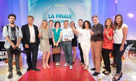 WeFarmup ET Paarly, gagnants de la BFM Académie