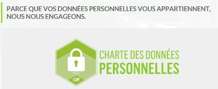 Nous nous engageons pour protéger vos données personnelles