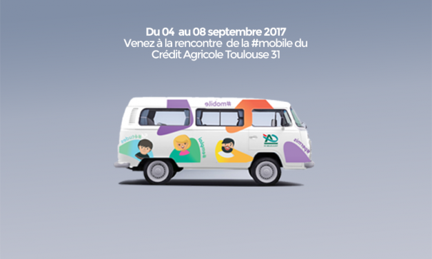 La #mobile part à la rencontre des étudiants toulousains du 4 au 8 septembre