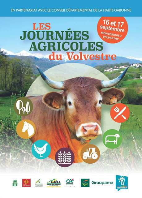 Le Crédit Agricole Toulouse 31 partenaire des Journées Agricoles du Volvestre