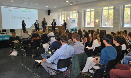 « Osez la Créa », une rencontre dédiée à la création d'entreprise au Village by CA