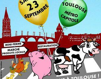 Le Crédit Agricole,  partenaire de la 2ème édition de « La campagne ça vous gagne » à Toulouse