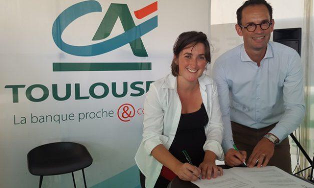 Le Crédit Agricole Toulouse 31 aide les jeunes agriculteurs à s'installer