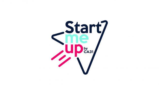 Le Crédit Agricole Toulouse 31 met sa 3ème édition du concours « Start Me Up » sur orbite