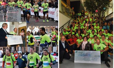 Marathon de Toulouse : l'association «4a Colomiers» à l'honneur !