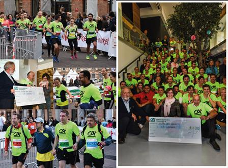 """Marathon de Toulouse : l'association """"4a Colomiers"""" à l'honneur !"""