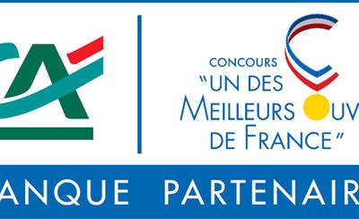 Le Crédit Agricole accompagne les Meilleurs Ouvriers de France