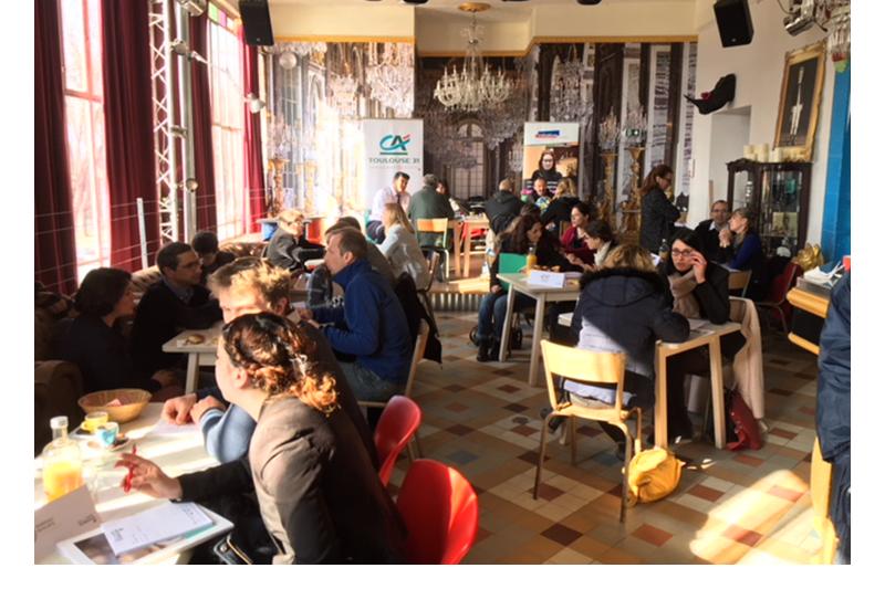 Cafés de la Création : 1ère édition à Saint-Gaudens
