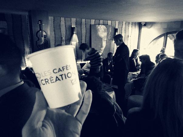 Cafés de la création : le rendez-vous incontournable des entrepreneurs