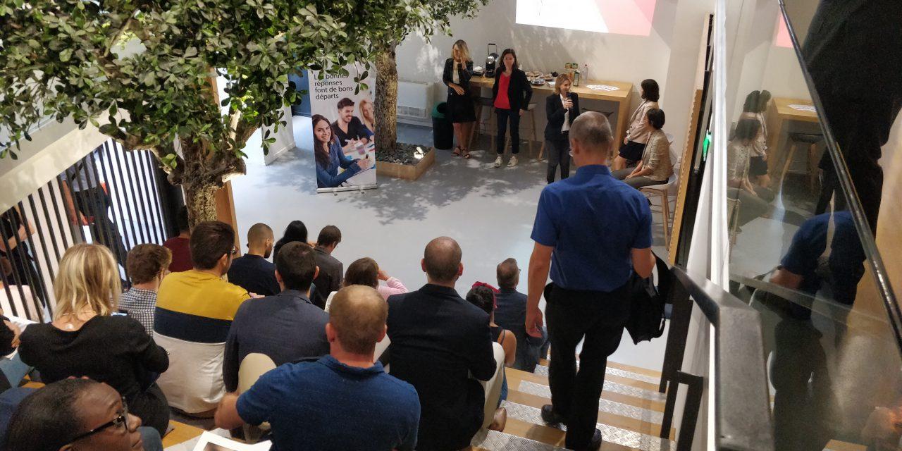 1ère édition spéciale Innovation des Cafés de la Création réussie !