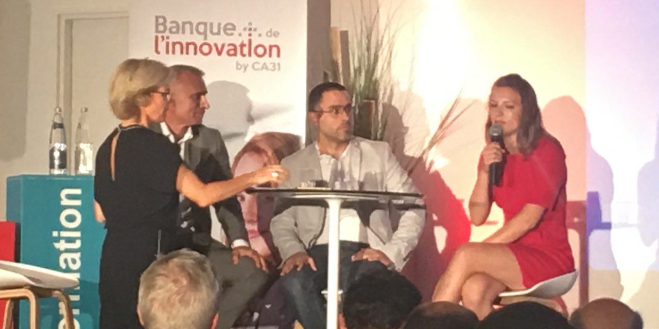 1er anniversaire de la banque de l'innovation by CA31