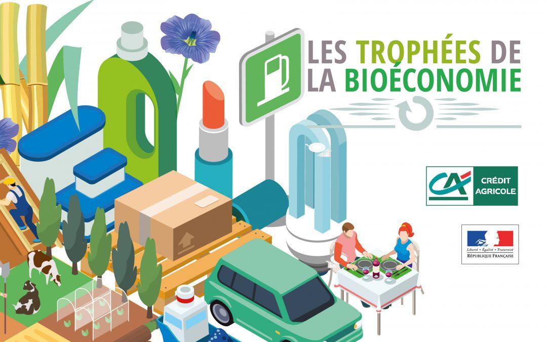 Trophées de la bioéconomie: 20000€ de dotation