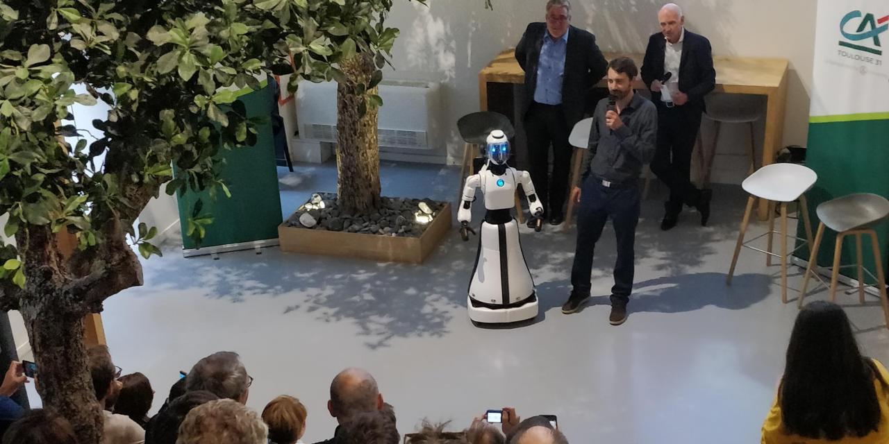 L'Intelligence Artificielle au service de nos clients