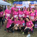 Coureurs, donateurs, tous ensemble contre le cancer !