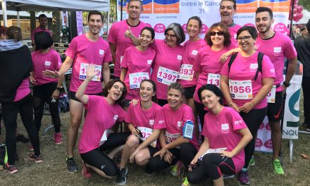 Coureurs, donateurs, tous ensemble contre le cancer !