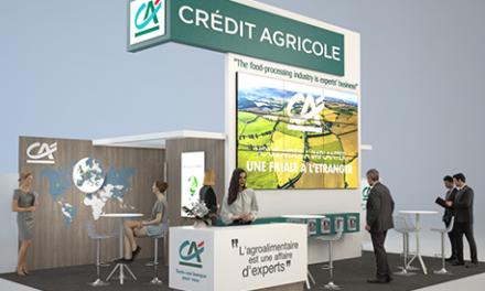 Le Crédit Agricole accompagne les entreprises agroalimentaires à se développer à l'international