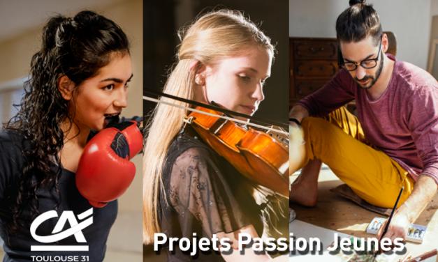 Comité Passion Jeunes: 3 projets soutenus