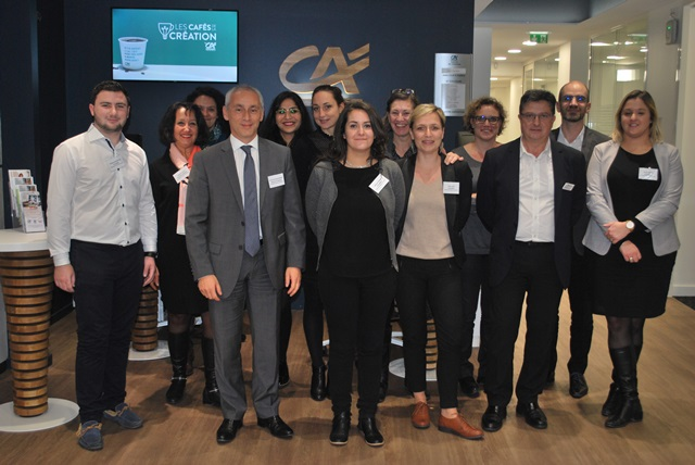 L'agence de Carbonne du Crédit Agricole Toulouse 31 se modernise !