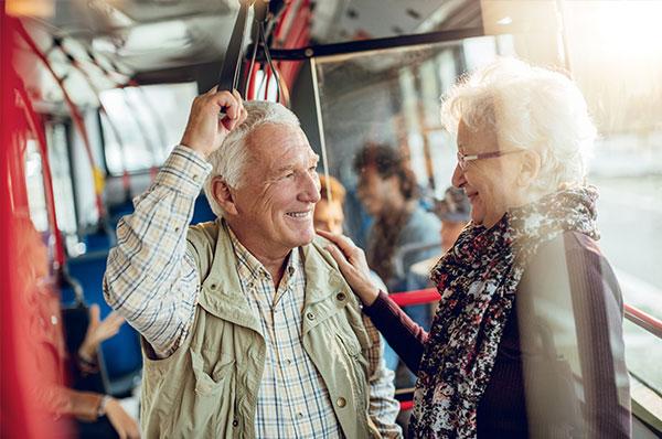 Deux millions d'euros pour promouvoir la mobilité des personnes âgées