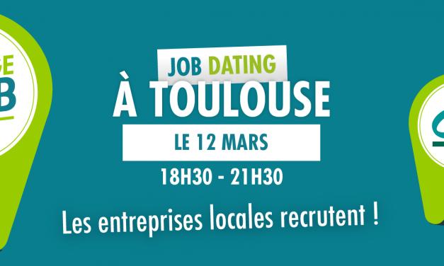 Le Crédit Agricole Toulouse 31 organise son prochain Job Dating le 12 mars