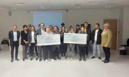 """""""Les paniers de Léon"""" récompensés par les Trophées de la Vie Locale"""
