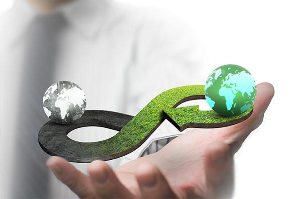 Le monde nouveau : ensemble protégeons notre environnement