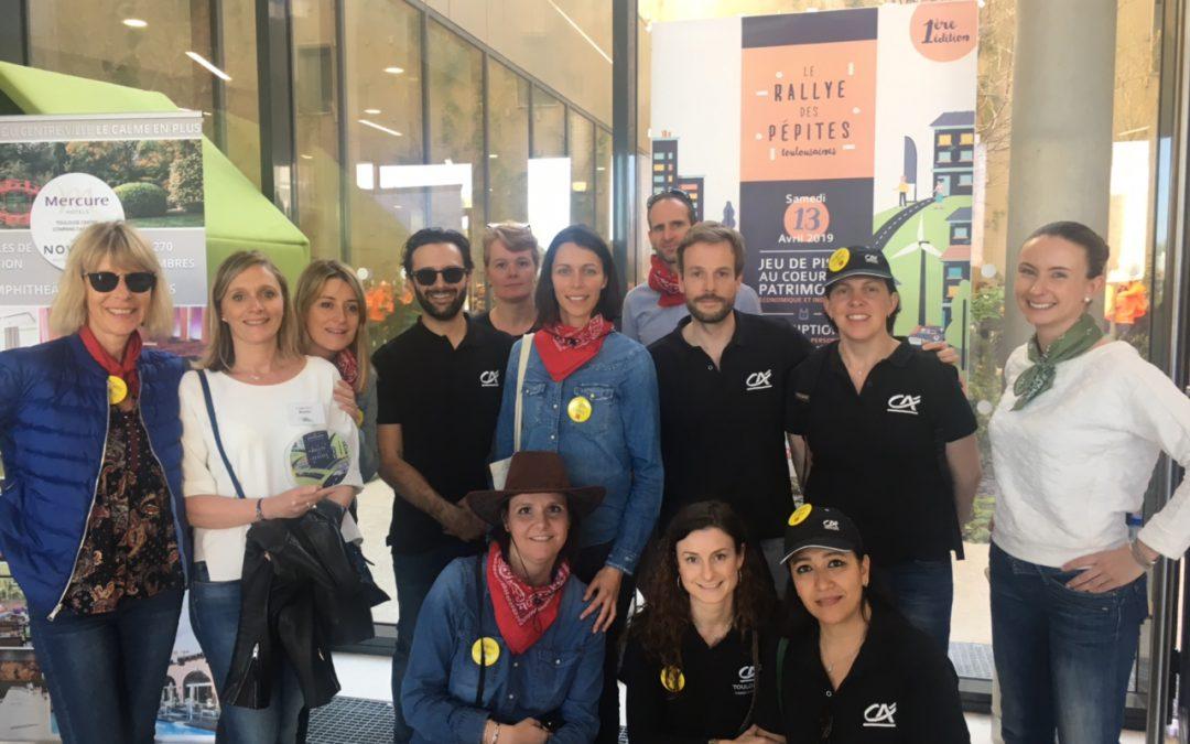 Le Rallye des Pépites : un jeu de piste pour découvrir les entreprises du bassin toulousain