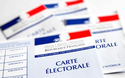 Vérifiez si vous êtes bien inscrit sur les listes électorales