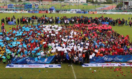 4 000 jeunes footballeurs à Colomiers pour la Journée Nationale des Débutants
