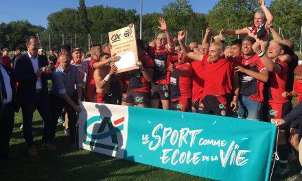 Finales de rugby Occitanie Jeunes Crédit Agricole