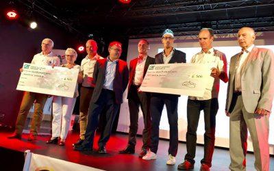Corrida : 13.000 € remis aux associations
