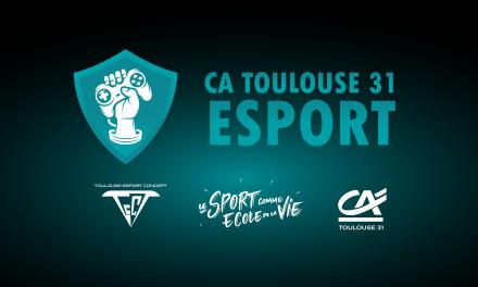 CA TOULOUSE 31 ESPORT – Tournoi toulousain de jeux vidéos le 17 septembre