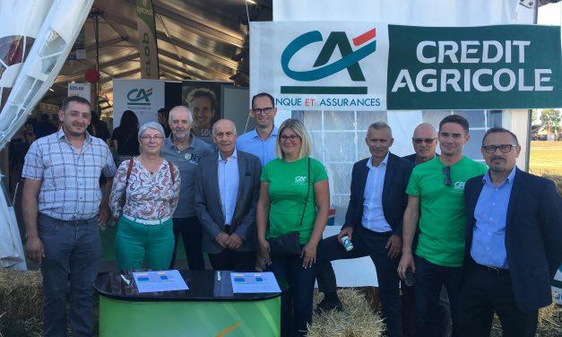 Le Crédit Agricole Toulouse 31 renouvelle son soutien à l'Union des CUMA