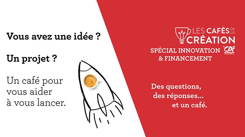 Financement et Innovation au cœur d'un Café de la Création