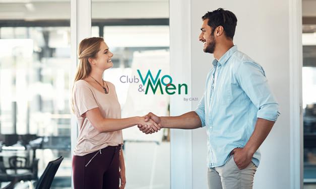 Le Crédit Agricole Toulouse 31 s'engage dans la mixité Femmes/Hommes à travers son club Wo&Men