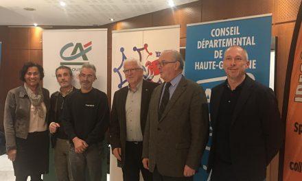District de Foot de Haute-Garonne: remise des récompenses