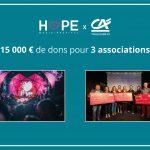 Hope Music Festival, une réussite qui donne le sourire !