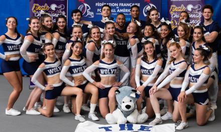 Campagne de financement participatif pour les Wolves Toulouse Cheerleading