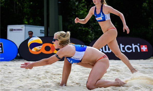 Le témoignage inspirant d'Alexia Richard, espoir du beach volley français