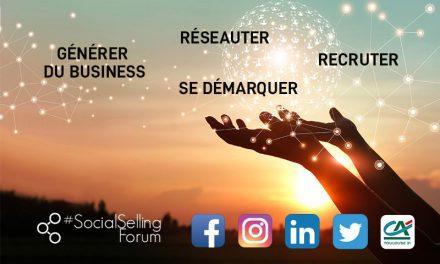 Partenaire du Social Selling Forum le 20 et 21 février à Toulouse