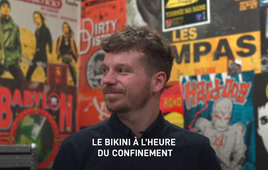 Le Bikini, la mythique salle de concert de Toulouse, à l'heure du confinement