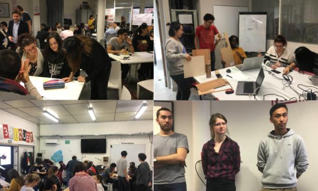 "Disrupt'Campus: L'équipe ""App'héros"" de Nexio remporte le 1er prix"
