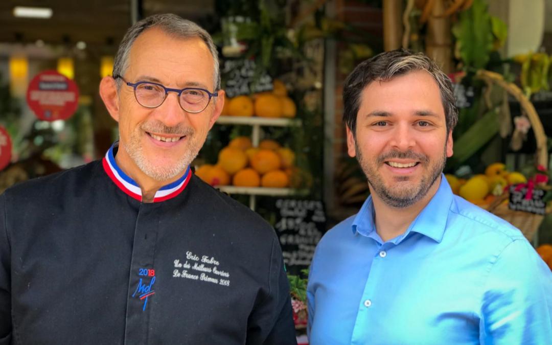 Connaissez-vous Eric Fabre, primeur à Muret et Meilleur Ouvrier de France ?