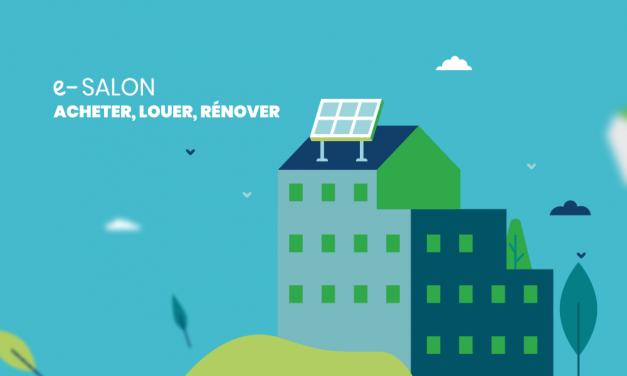 e-Salon Acheter Louer Rénover du 21 au 25 septembre : 100% digital 100% immobilier