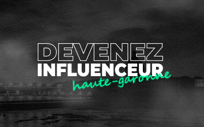 Devenez Influenceur