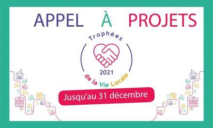 Candidatez aux Trophées de la Vie Locale !