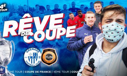 Grenade FC rêve de Coupe de France